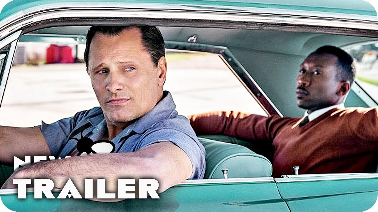 GREEN BOOK Trailer (2018) Viggo Mortensen, Mahershala Ali Movie