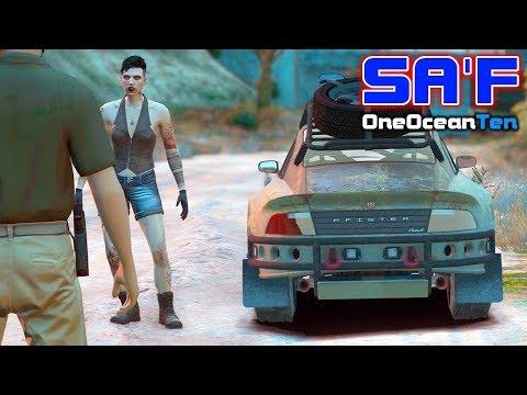 SA'F #106 - Shady Business | GTA V RP