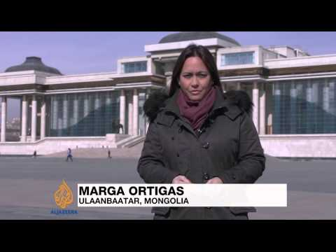 Mongolia's economic boom highlights wealth gap