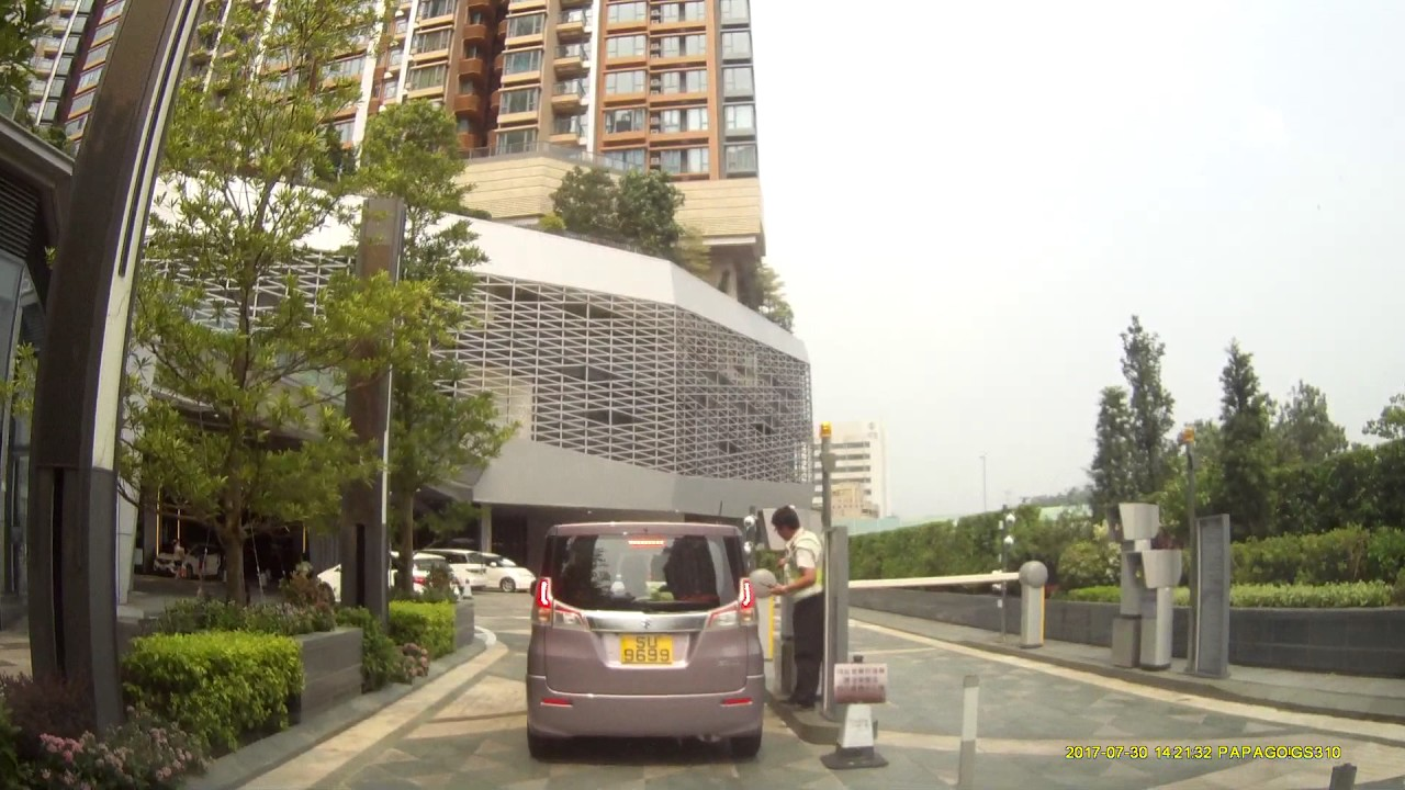元朗形點ic D區停車場入 Yoho Mall I Zone C D Carpark In Yuen