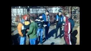 Задержание титушек в Балте