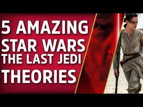 Thumbnail: 5 Craziest Star Wars: Last Jedi Theories That We're Totally Invested In