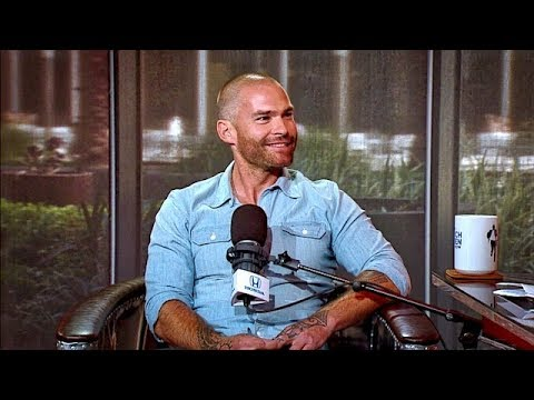 "Seann William Scott of ""Goon: Last of the Enforcers"" Joins Rich Eisen InStudio  Full"