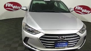 2017 Hyundai Elantra 4 Door Sedan Value Edition 2.0l Auto (alabama) Gaithersburg  Germantown  Clarks