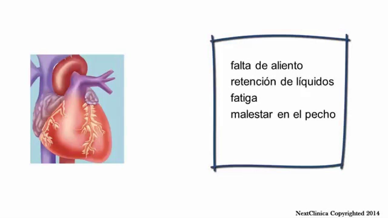 Congestive Heart Failure Spanish Youtube