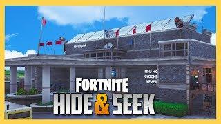 Fortnite Creative Hide and Seek on HFD Hospital! | Swiftor