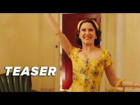 The Marvelous Mrs. Maisel Season 2 Teaser