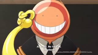 Assassination Classroom - Best Anime Fights – Assassination Attempts (Part 1)