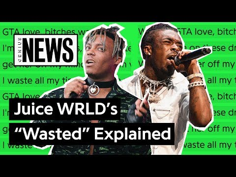"""Juice WRLD & Lil Uzi Vert's """"Wasted"""" Explained 
