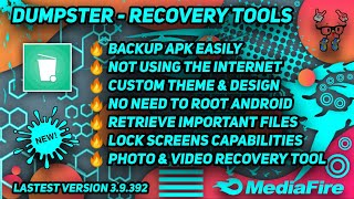 Dumpster - Recover Deleted Photos & Video Recovery [Pro] 3.9.392.f3907 screenshot 3