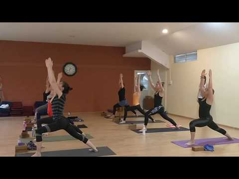 Ashtanga Yoga Teacher Training - Teaching Practice