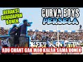 Keras Lantang.! Full Aksi Curva Boys Ultras Persela Di Hadapan Bonek, Persela Vs Persebaya