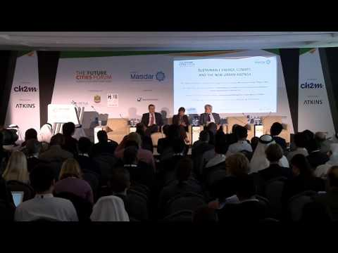 Sustainable Energy, Climate, and the New Urban Agenda   Future Cities Forum