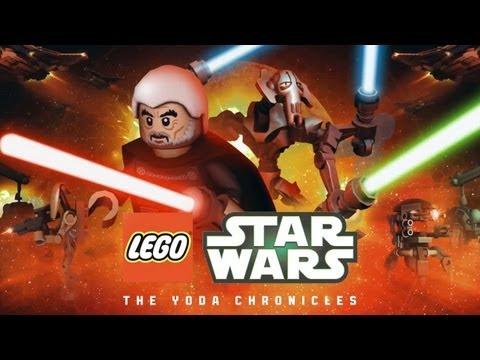 Lego® Star Wars™ The Yoda Chronicles - Universal - HD (Sith Dark Side/Coruscant) Gameplay Trailer