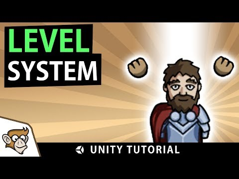 Code Monkey - Level System in Unity