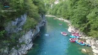 Rafting canter Drina Tara || www.raftingtara.com ||  4Kp Promo Video  (Full Version)