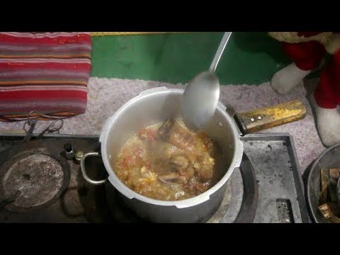 Paya Recipe || Traditional Food Recipe Of Nagar Valley || Gilgit Baltistan || Pakistan