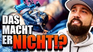 Das Tattoo | CHRIS traut sich ALLES