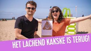 We zetten het 'lachend kakske' terug in Oostende! | Maarten & Dorothee