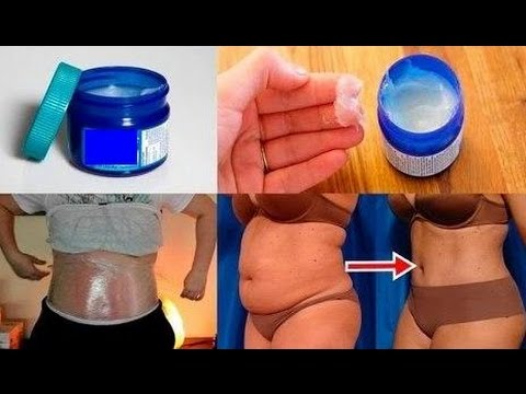 Use This Vaseline to Get Rid of Cellulite, Stretch Marks, Accumulated Belly Fat and Have Firmer Skin