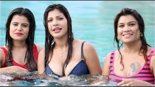 Girls in the pool | Swimsuit  | BC Bechara Episode 1