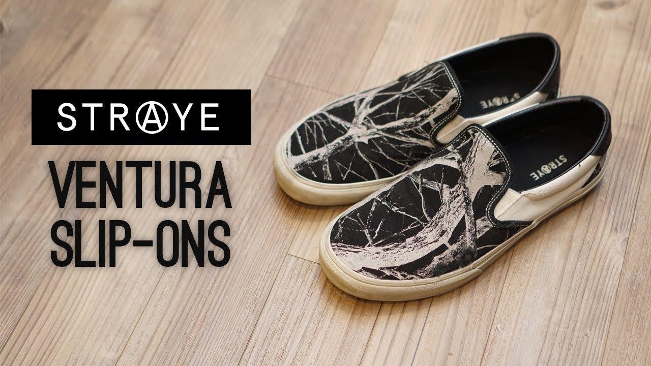 Straye Ventura Slip-on Overview - YouTube