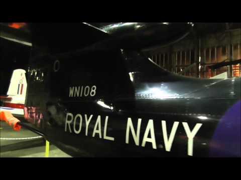Hawker Sea Hawk FB.5 WN108 Ulster Aviation Society