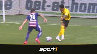 11-Tore-Show: Sancho zaubert bei BVB-Gala | SPORT1