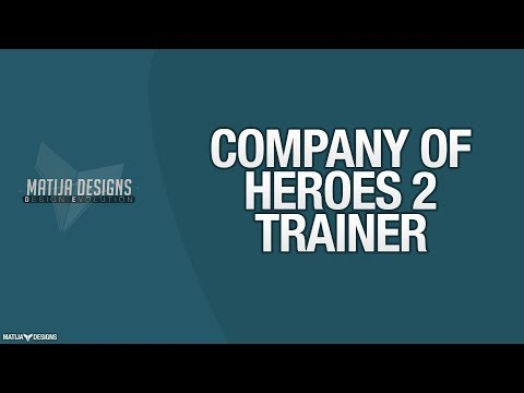 Company Of Heroes 2 Plus 6 Trainer (mediafire)
