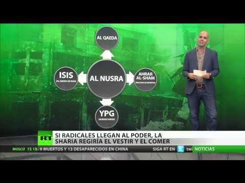 Si los radicales logran el poder en Siria, la 'sharía' podría regir la forma de vestir y comer