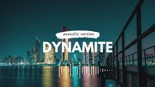 Download BTS - Dynamite (Chill Acoustic Version/Reharmonized Version/Spicy and Jazzy)