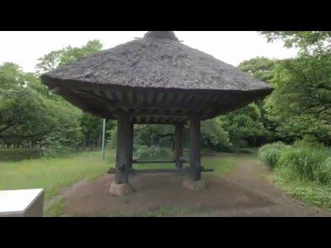 Videowalk in Edo-Tokyo Open Air Architectural Museum