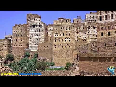 Al Hajjarah | Ancient Village on a Cliff, Yemen