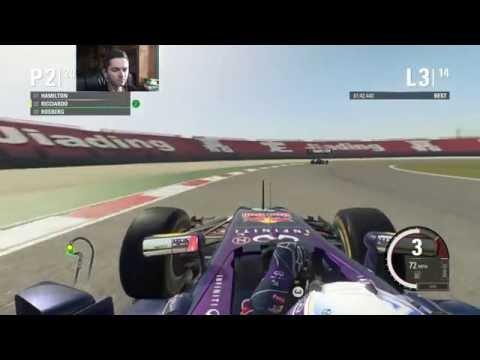 F1 2015 [PS4] - Round 3/19 [Chinese Grand Prix]