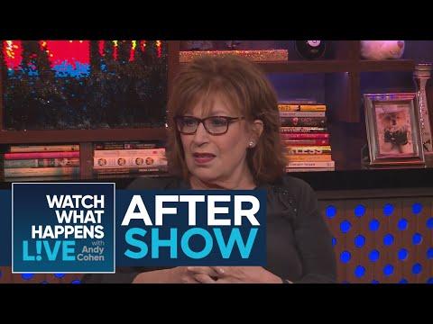 After Show: Joy Behar On Doing Standup | WWHL