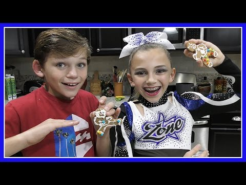 KAYLA HAS HER OFFICIAL CHEER SHOWCASE FOR 2016 | We Are The Davises