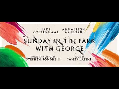 MOVE ON - SUNDAY IN THE PARK WITH GEORGE with JAKE GYLLENHAAL and ANNALEIGH ASHFORD
