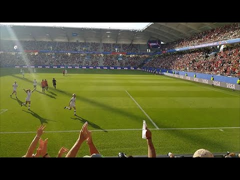 France Women's World Cup Experience