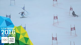 Alpine Skiing Parallel Mixed Team - Germany win gold | Lillehammer 2016 Youth Olympic Games