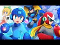 Rockman & Forte gameplay video (GBA)