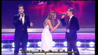 [Vietsub+Kara] All Out Of Love - Westlife ft Delta Goodrem [X Factor 18.11.2006]