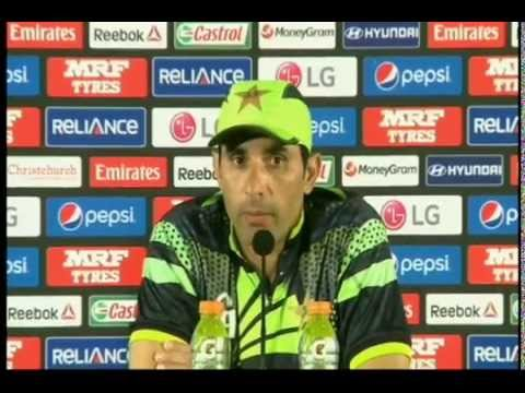 Live Post Match Press Conference : PAKISTAN VS WEST INDIES