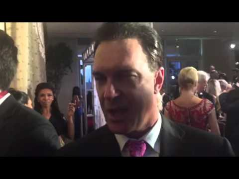 Patrick Warburton National Rent-A-Car Spokesman At Night Of 100 Stars #Oscars #NightOf100