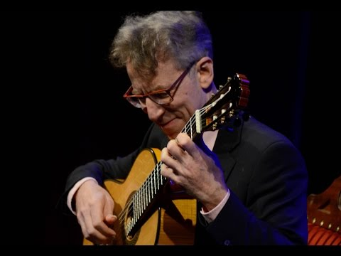 Eliot Fisk, Federico Moreno Torroba, Andante from Sonatina, Live in Augsburg, 7. Oktober 2016