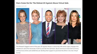 Stars come out for All Against Abuse. Feature Film DONNA: Stronger Than Pretty