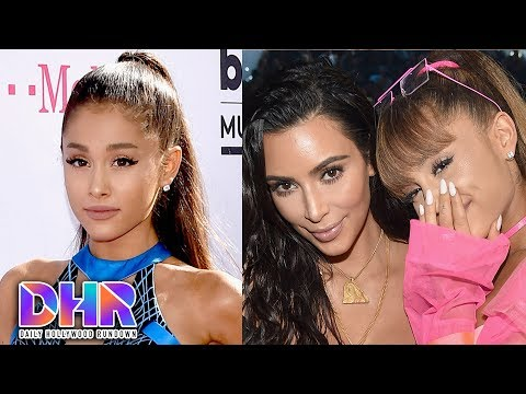 Ariana Grande Paying for Manchester Victims' Funerals - Kim Bombing Tribute Backlash (DHR)