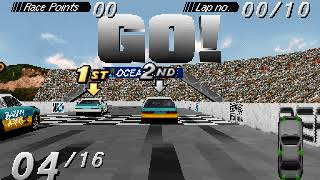 Destruction Derby (PC/DOS) 1995, Psygnosis, Reflections