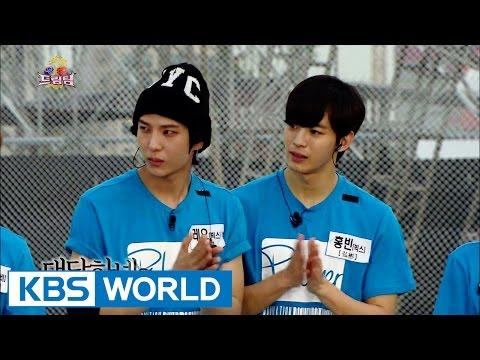 Let's Go! Dream Team II | 출발드림팀 II : Korea-China Dream Team, part 3 - Obstacle Course (2015.10.22)