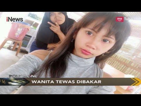 Inah Antimurti, Janda Cantik Beranak Satu Ternyata Diperkosa 4 Pria & Dibakar - Police Line 23/01