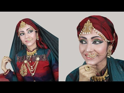 Arabian wedding makeup tutorial-Arabic Bridal Makeup-Bridal-The Power of MAKEUP-Makeup Tutorial
